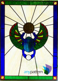 Completed Scarab Window