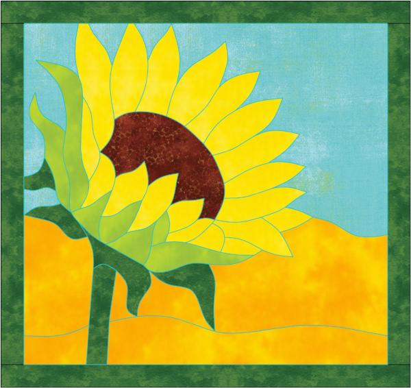 Sunflower Kit Pattern