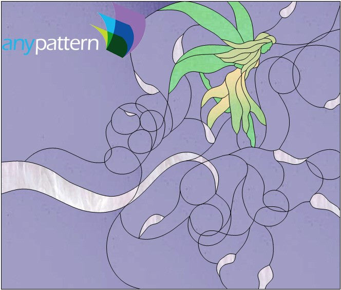 Tree Fairy Stained Glass Pattern Anypatterncom
