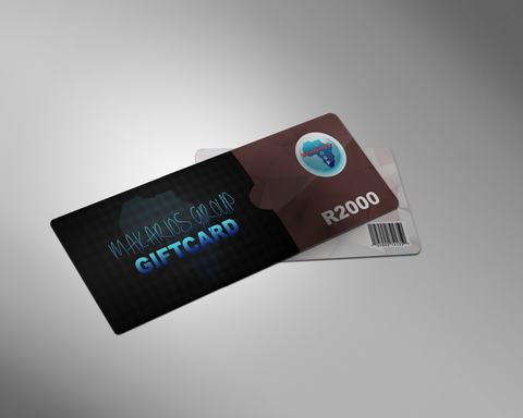 MAKARIOS GROUP R2000 GIFTCARD
