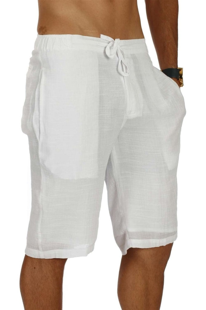 Men's Beachwear Casual Drawstring  Shorts