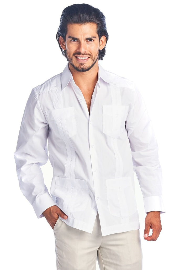Men's Guayabera Shirt