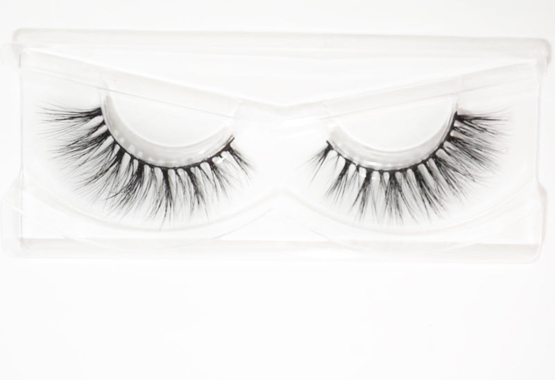 Mink Lashes- They're Real