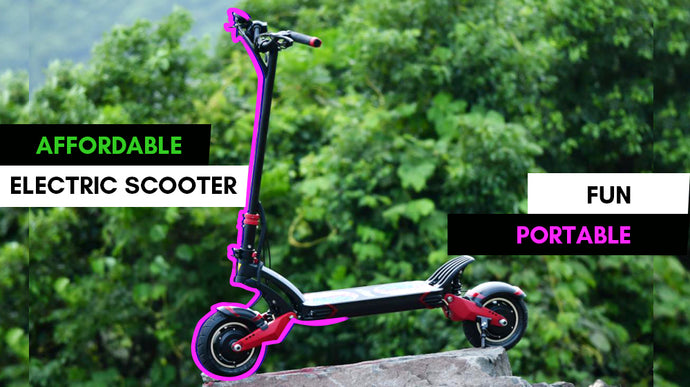 E-Bike or Electric Scooter, Which Is Right For You?