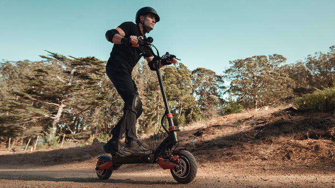 Varla Off-road Electric Scooter | Take You To Wherever You Wanna Go