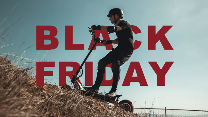 Varla Scooter | Black Friday and Cyber Monday Deals HERE!