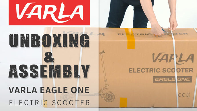 Varla Eagle One Unboxing And Assembly Introduction