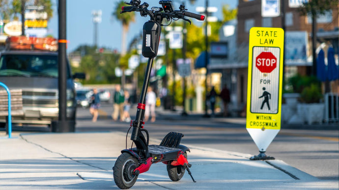 Electric Scooter Safety Tips- Ride Safely and Legally