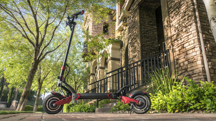 What Transportation Problems Does Electric Scooters Solve?