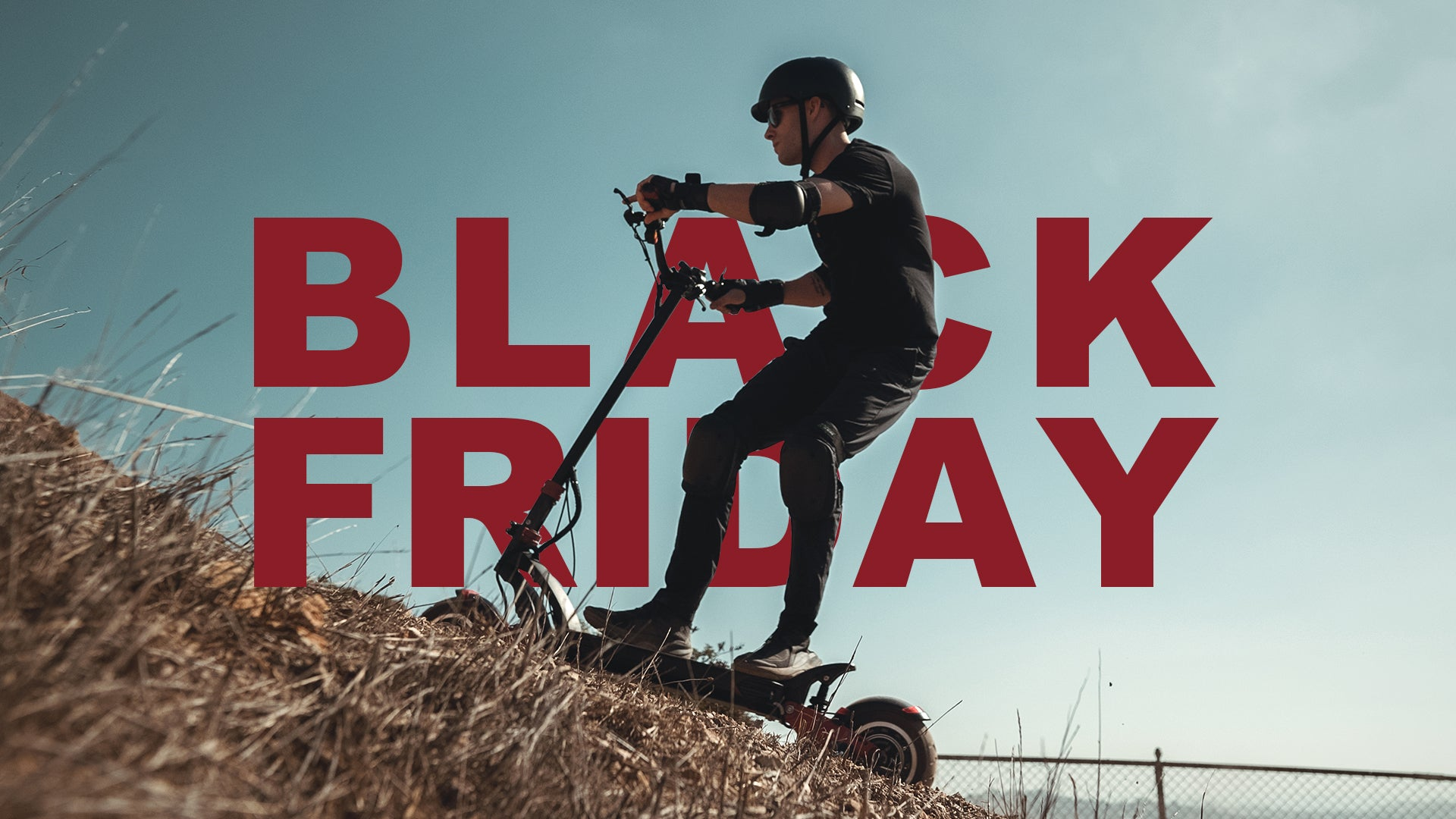 varla offroad electric scooter black friday sale