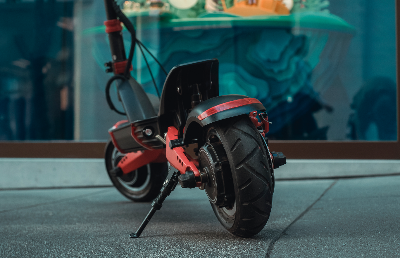 Varla off-road electric scooter