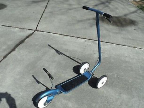 Kick'n Go scooter