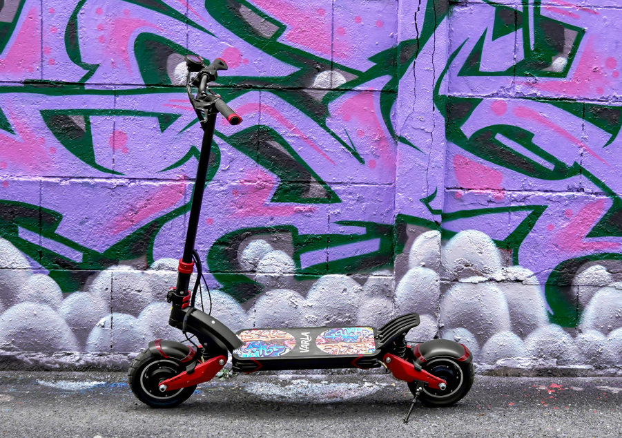 Varla Eagle One the best long range electric scooter