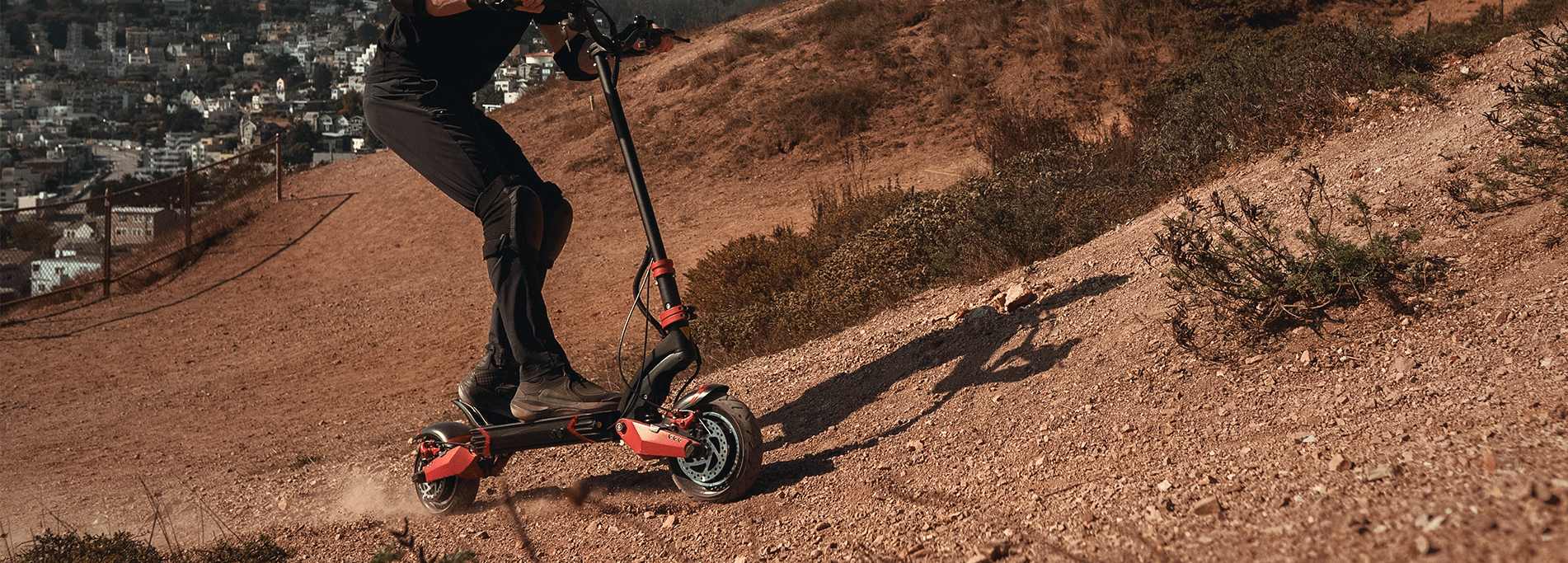 varla offroad electric scooter