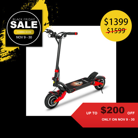 varla offroad electric scooter for adults black friday