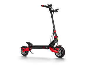 Dual Motor Electric Scooter Top Speed 40 MPH Climbing Angle 30 Degree