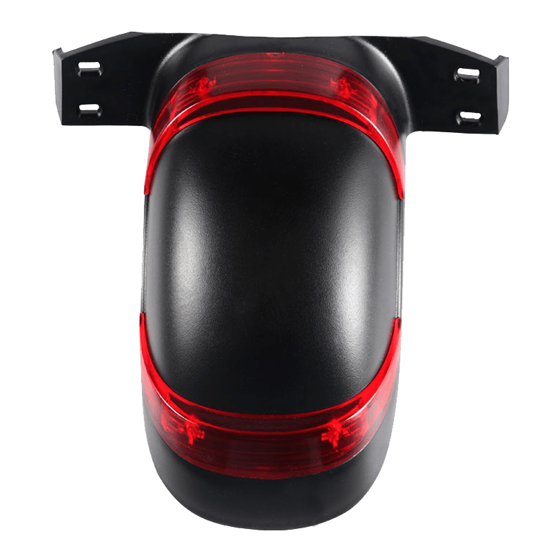 Front and Rear Fender Best Protection for Your Scooter and Your Clothes