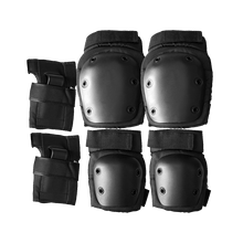 Load image into Gallery viewer, Lightweight but Solid Protect Gear Set with Knee pads Elbow pads Wrist pads