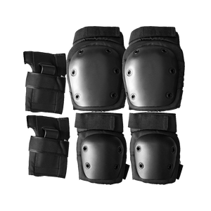 Lightweight but Solid Protect Gear Set with Knee pads Elbow pads Wrist pads