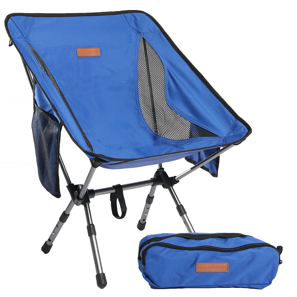 Blue Lightweight Backpacking Chair