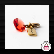 Load image into Gallery viewer, ULTRA RARE! NEW COACH DISNEY x SNOW WHITE DARK GEM DINKY ROGUE BAG CHARM KEY FOB