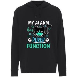 My Alarm is Purr Function - Hoodie