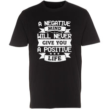 Load image into Gallery viewer, A Negative Mind - T-Shirt