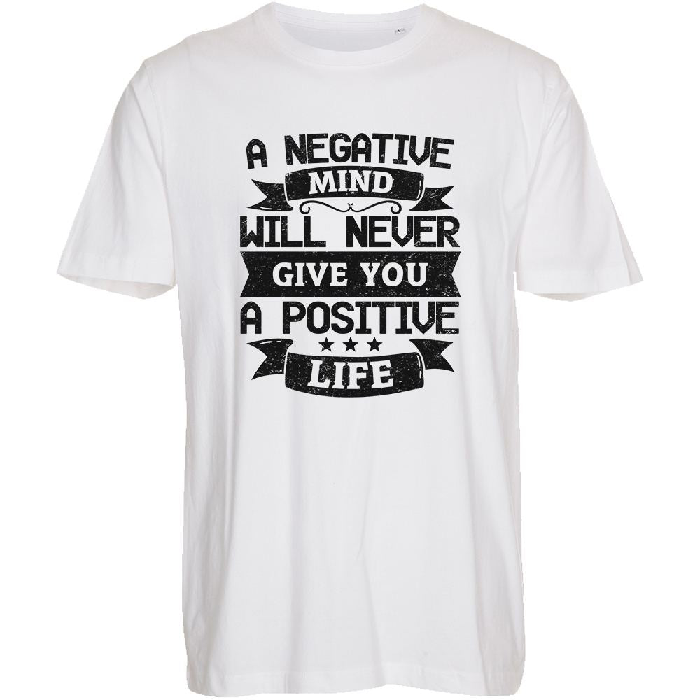 A Negative Mind - T-Shirt