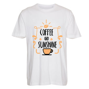 Cofffee and Sunshine - T-Shirt