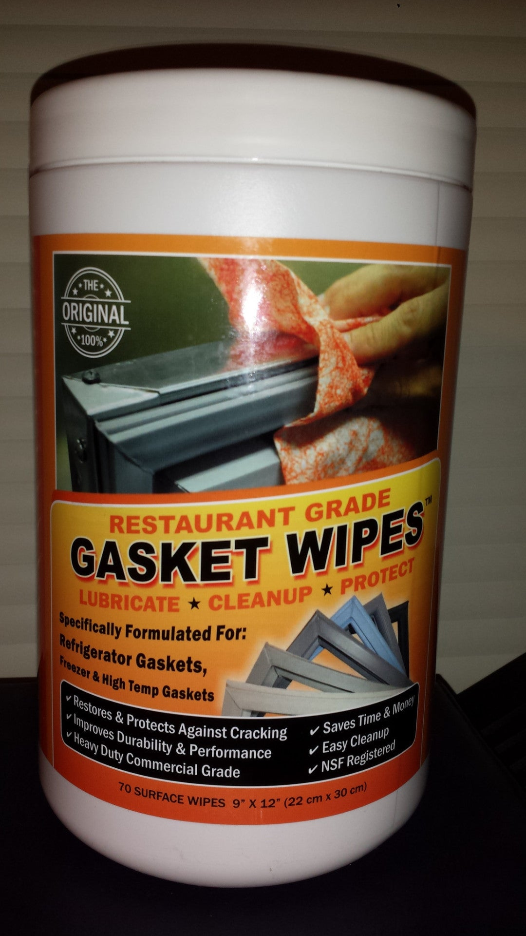PRP5650 Gasket Wipes