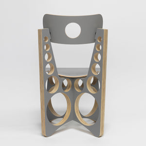 SHOP CHAIR (GRAY)