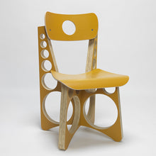 Load image into Gallery viewer, SHOP CHAIR (YELLOW)