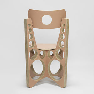 SHOP CHAIR (PINK)