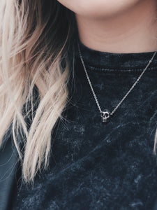 Mini Skull Necklace