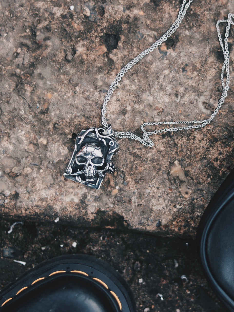 The Young & The Reckless Necklace