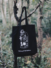 Load image into Gallery viewer, Till Death Tote Bag