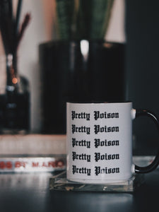 Pretty Poison Repeated Mug