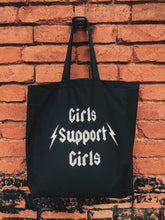 Load image into Gallery viewer, Girls support Girls Tote Bag