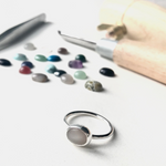 Bezel set ring workshop - Saturday 14th November