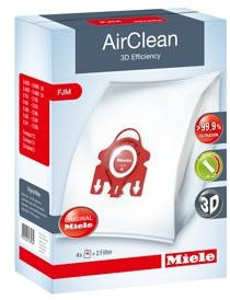 Miele Type FJM AirClean 3D Efficiency Filterbag