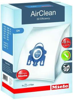 Miele Type GN AirClean 3D Efficiency FilterBag™