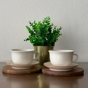 Load image into Gallery viewer, Cappuccino Cups - Set of Two