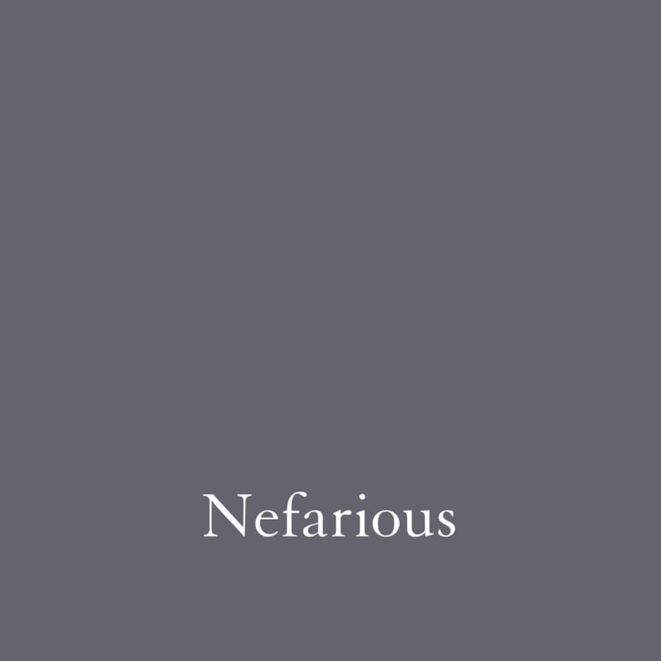 One Hour Ceramic - Nefarious