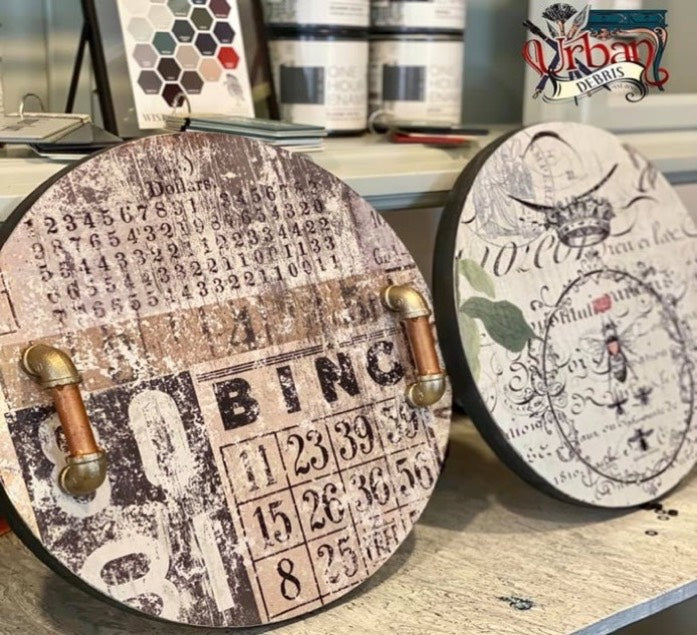 Let's Decoupage Class (September 13, 2020)
