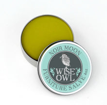 Load image into Gallery viewer, Wise Owl Furniture Salve - Noir Moon