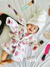 Load image into Gallery viewer, Baby Bathrobe