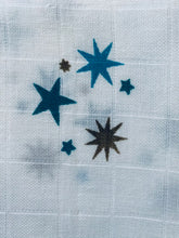 Load image into Gallery viewer, Blue Stars Blanket