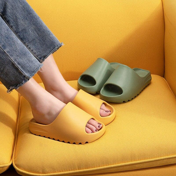 Fish Mouth Slippers
