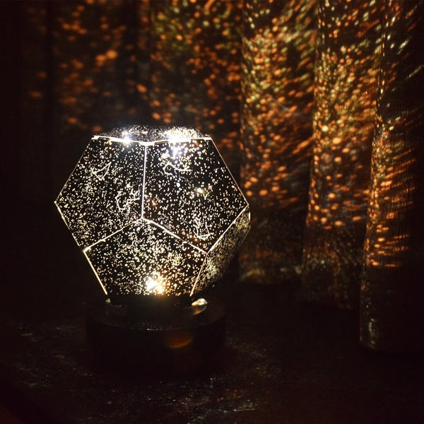 Astrology Galaxy Lamp