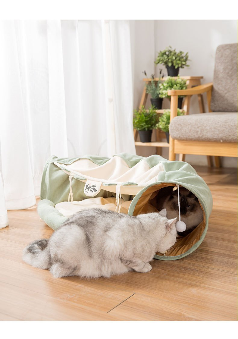 Cat Nest Tunnel